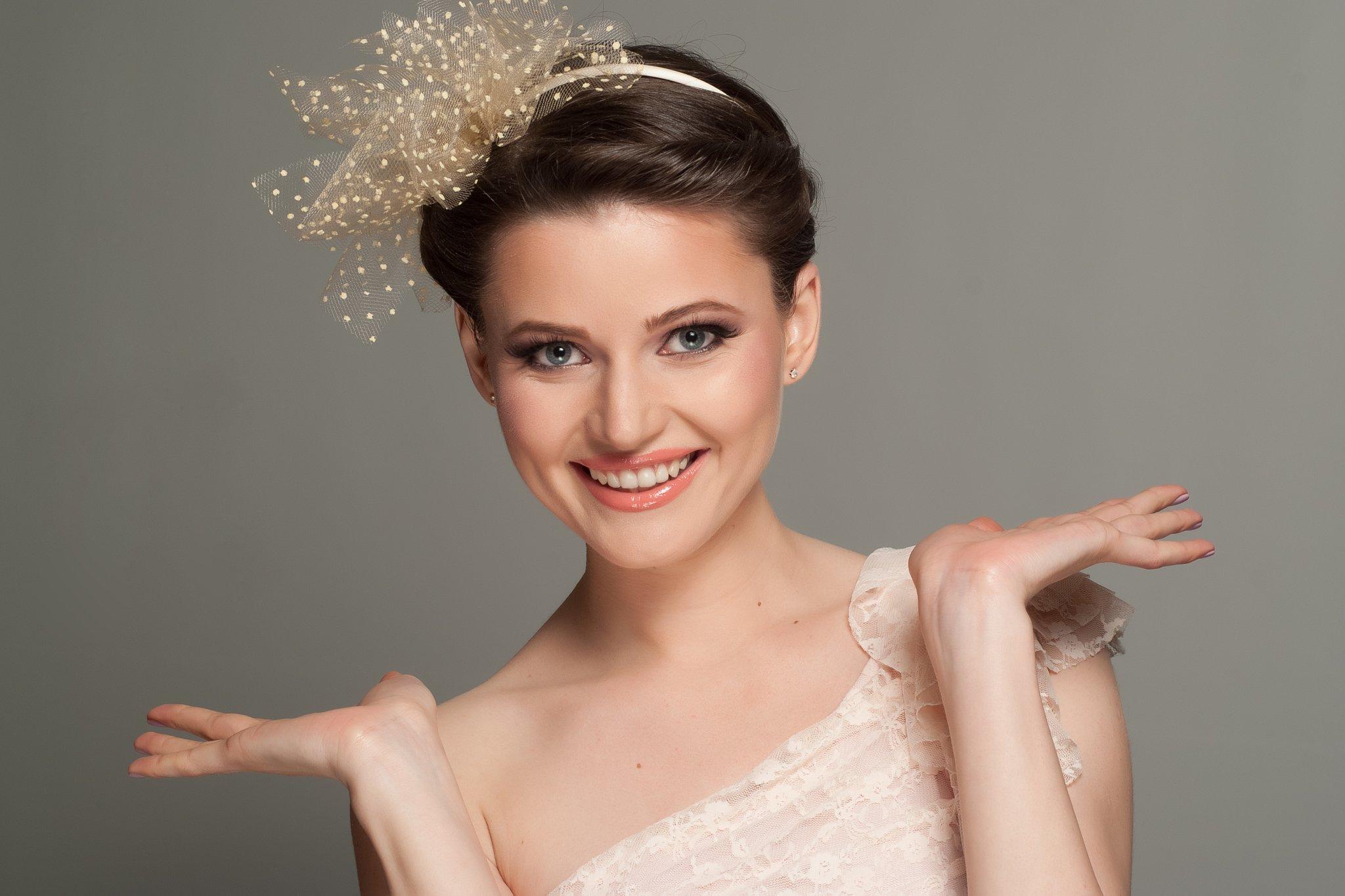 Make-up artist Ioana Cristea