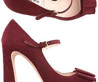 Pantofi Miu Miu Toamna-Iarna 2011/2012
