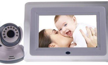 monitor bebelusi video