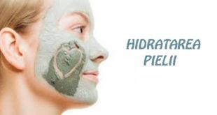 Hidratarea pielii cu lotiuni si lapte de corp - Make-up