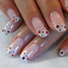 unghiile cu acril