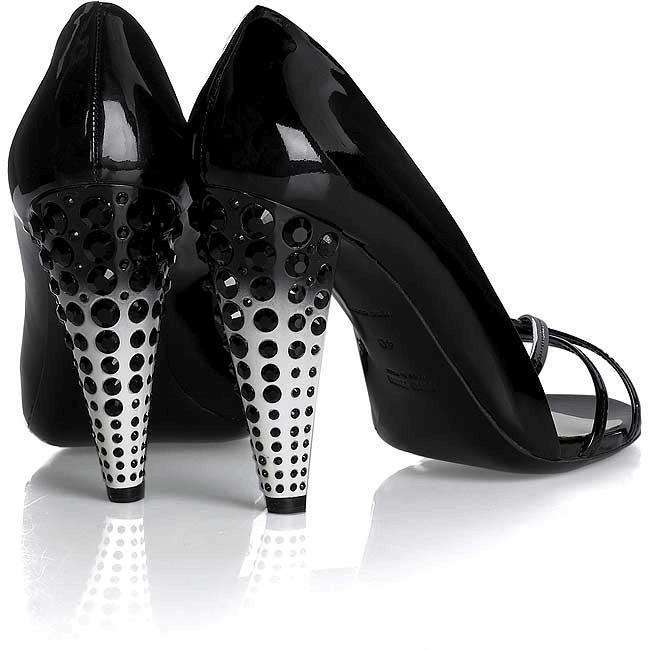 tocuri, pantofi