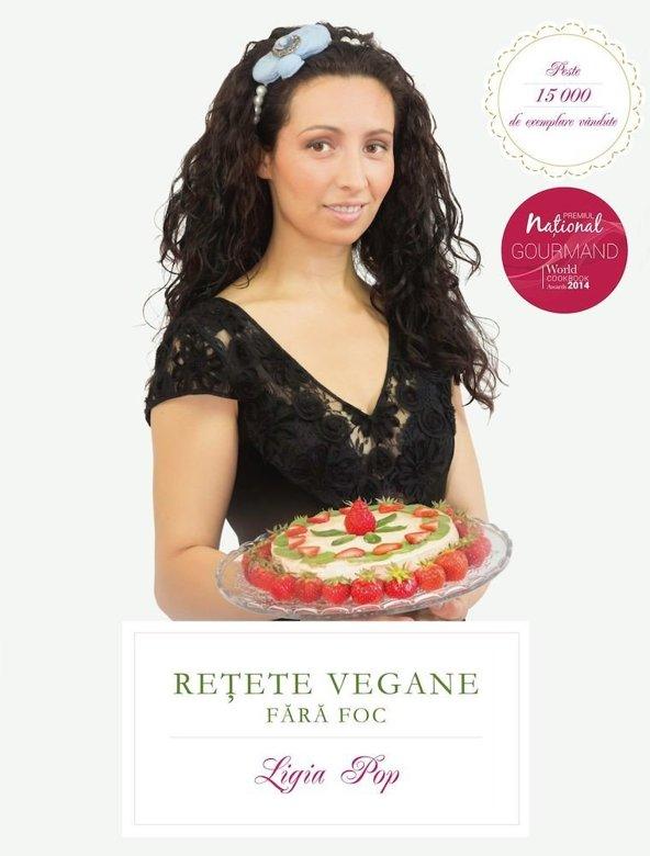 carte de bucate vegana