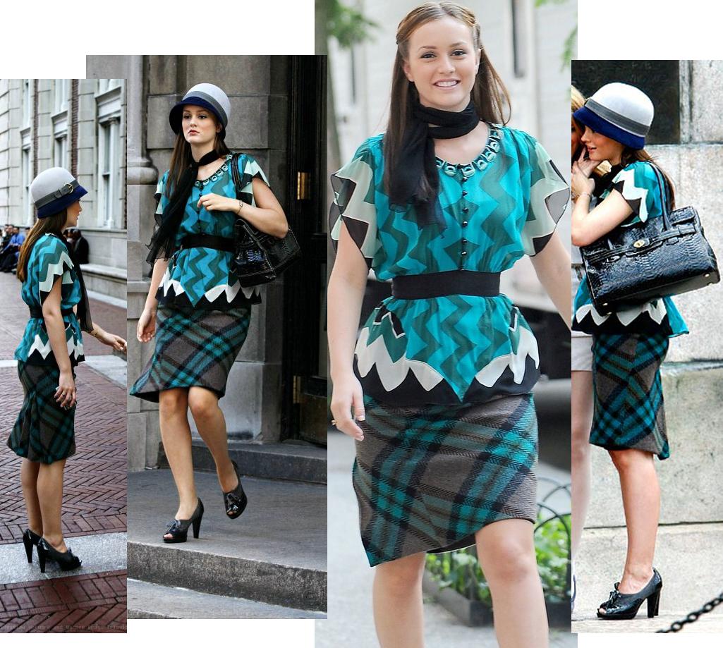 Stilul Blair Waldorf