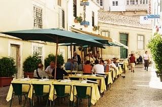 restaurant in lisabona