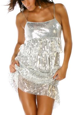 rochie stralucitoare de revelion