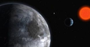 exoplaneta Gliese 581g