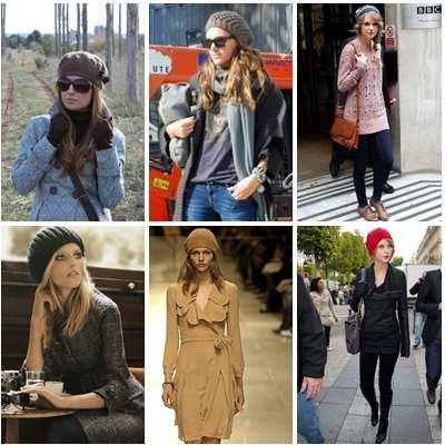 Pӑlӑrii la moda, toamnӑ-iarnӑ 2011 - Accesorii Glam