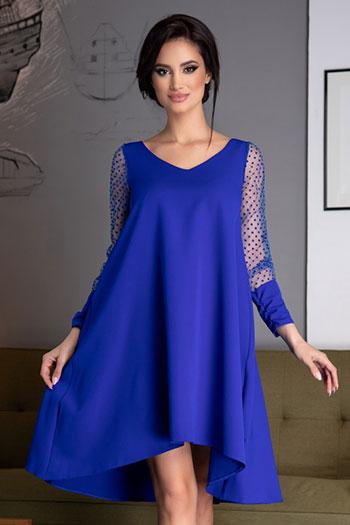 rochie-albastra-pentru-mamici