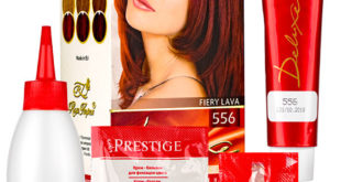 Prestige Deluxe - Vopsea de par - Body & Skin