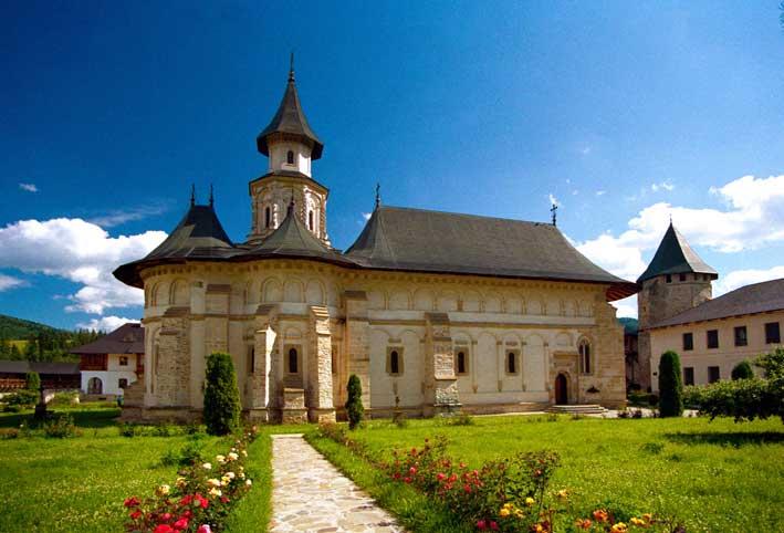 Biserica bucovina