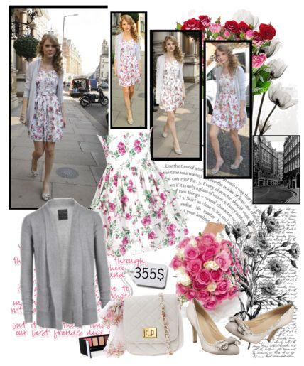 Stilul Taylor Swift, stil vestimentar, feminin, muzica country