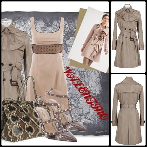 trench-uri la moda