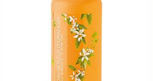 Yves Rocher, gel de dus, delicios, Floare de portocal