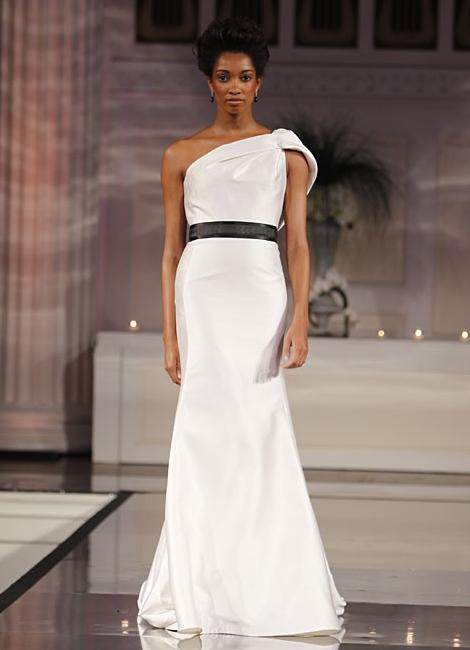 rochie, mireasa, rochie de mireasa, umar gol, nunta, designeri, Michelle Obama, alba, toga, 2011, 2012