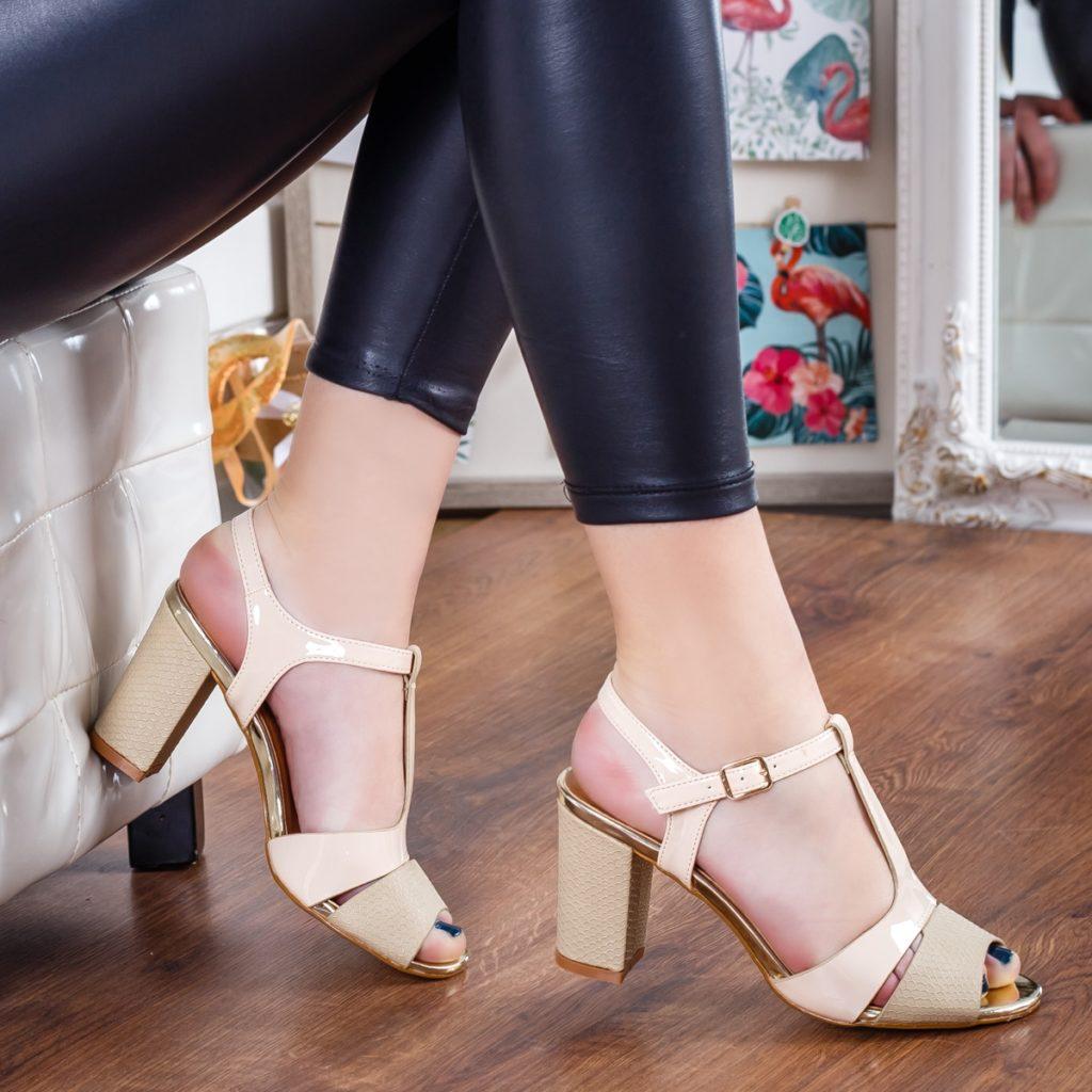 sandale finute bej de nunta