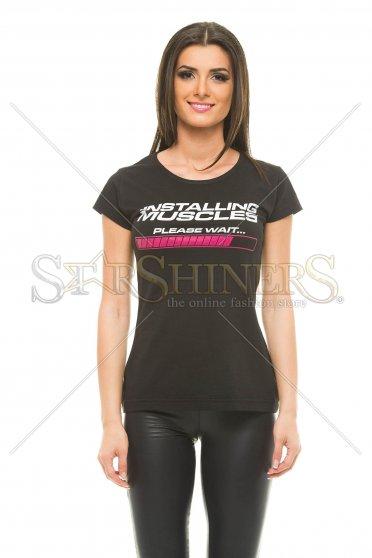 Tricou Perfect Body Black
