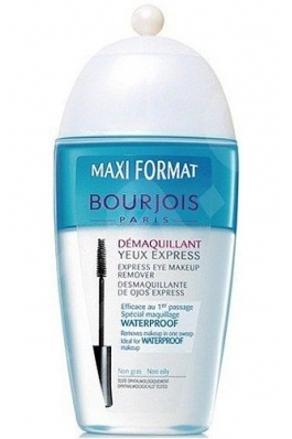 BOURJOIS Paris Express Eye Makeup Remover For Waterproof 200ml