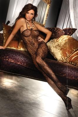 Body Livia corsetti negru