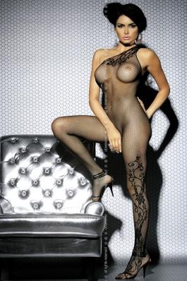 Body Obsessive Negru 7685-7