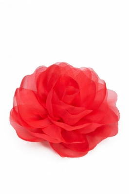 Brosa trandafir Coral SV02 - corai