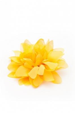 Crizantema mare voal galben Summer Fairy - voal 03 - galben