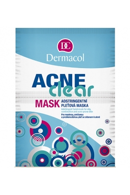 Dermacol Dermaclear Mask 16g