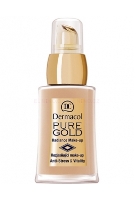 Dermacol Make-Up Pure Gold 30g 0