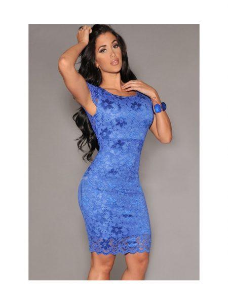 Rochie Fantastical Blue