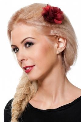 Trandafir mic Sophie - bordeaux