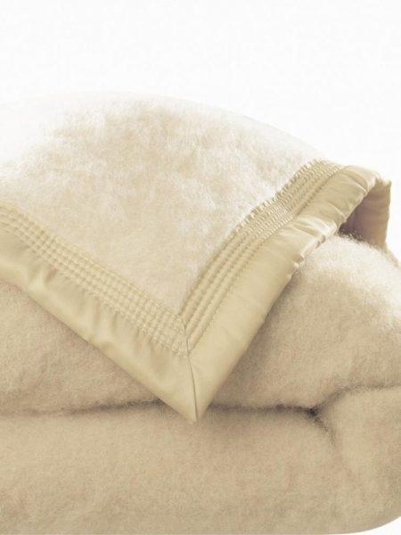 cuvertura din lana bio