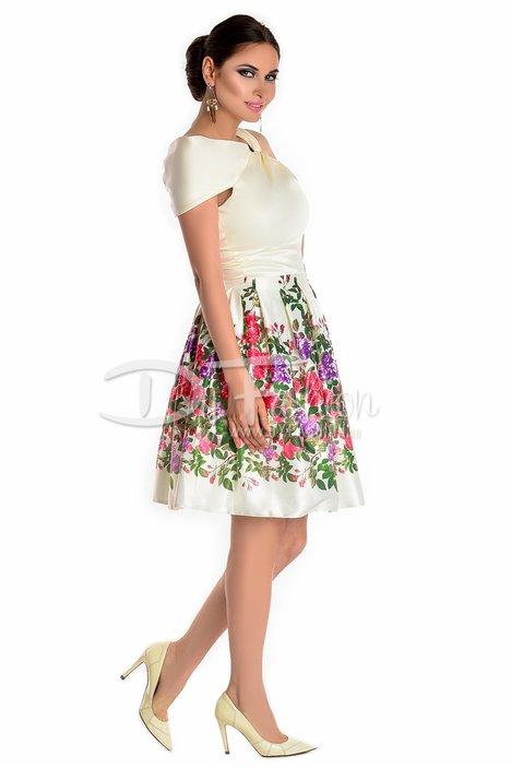 rochie off alba