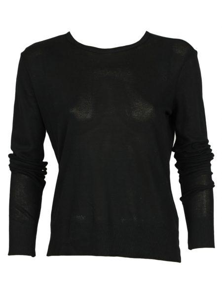 Bluza ZARA Shaft Culoare Neagra