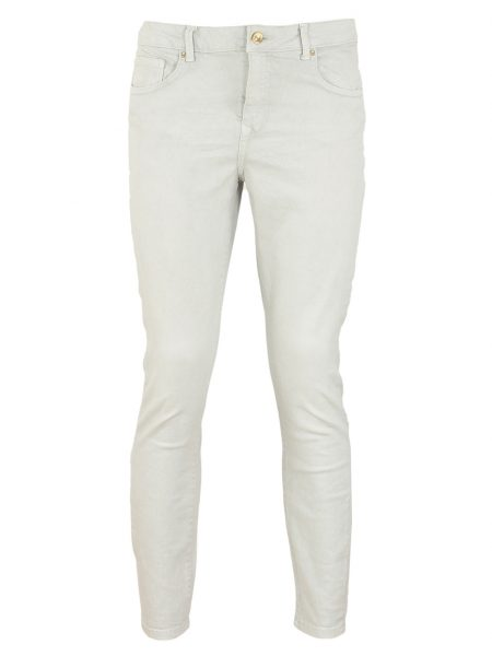 Pantaloni ZARA Pondo Light Grey