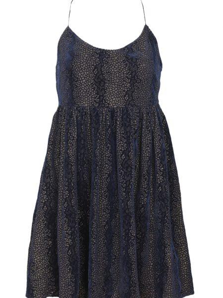 Rochie ASOS Collection Dark Culoare Albastra