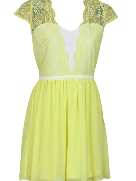 Rochie ASOS Collection Yellow