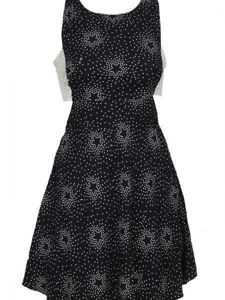 Rochie Bershka Collection Culoare Neagra