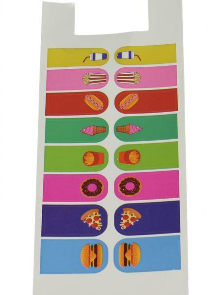 Abtibild unghii Bershka Heigh Colors