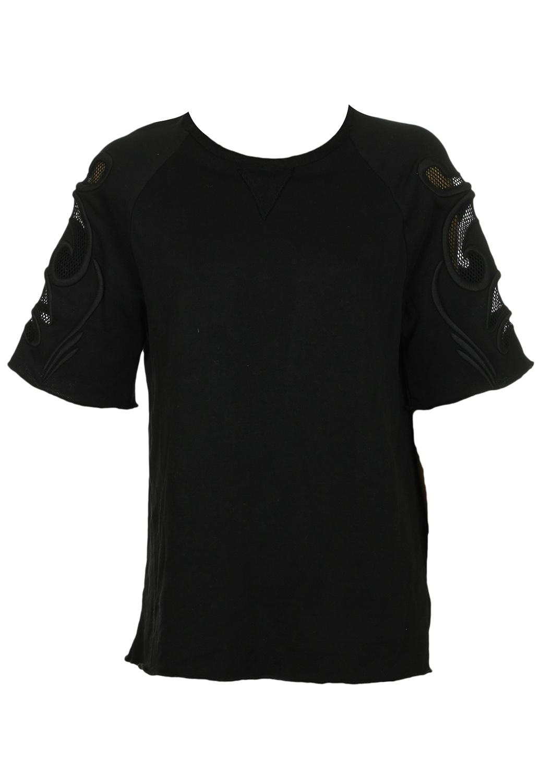 Bluza ZARA Basic Culoare Neagra
