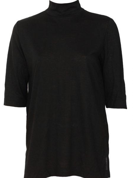 Bluza ZARA Simette Culoare Neagra