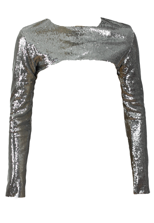 Bluza ZARA Tela Silver