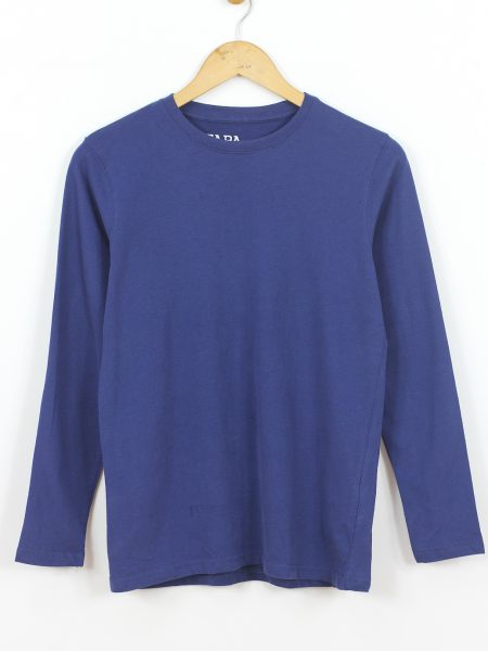 Bluza ZARA Unia Culoare Albastra