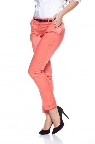 Pantaloni Artista Style Idea Portocalie