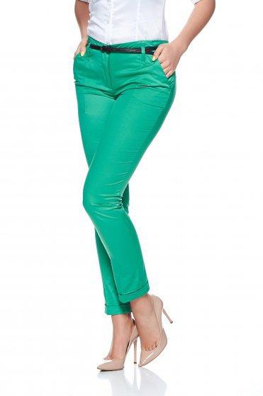 Pantaloni Artista Style Idea Verde
