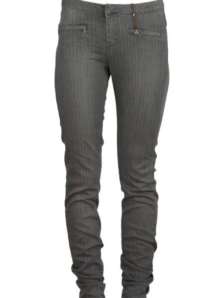 Pantaloni ZARA Colle Grey