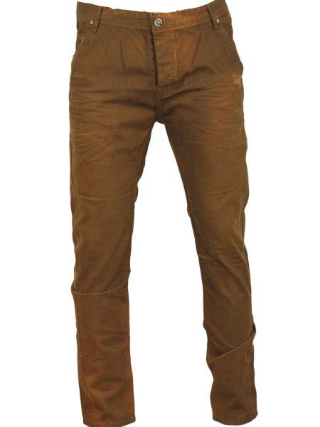 Pantaloni ZARA Dante Dark Brown