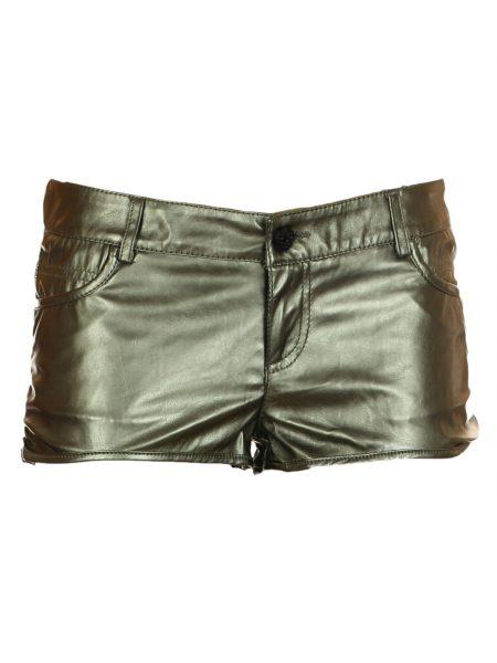 Pantaloni scurti Tally Weijl Basic Dark Grey