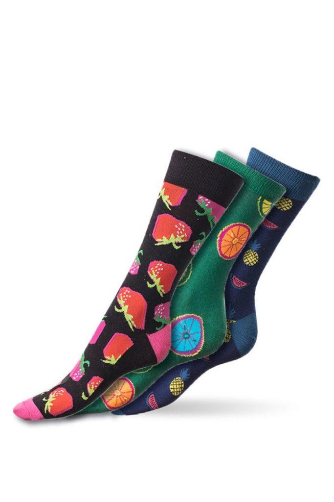 ciorapi colorati veseli