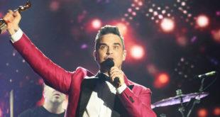 Robbie Williams, o legenda vie a britanicilor 4