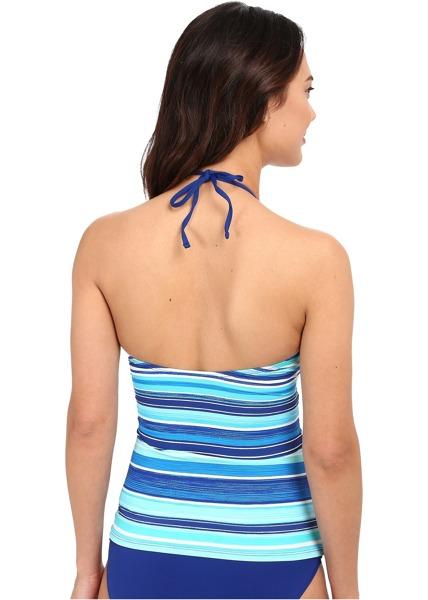 5 modele costume de baie albastre - Trenduri
